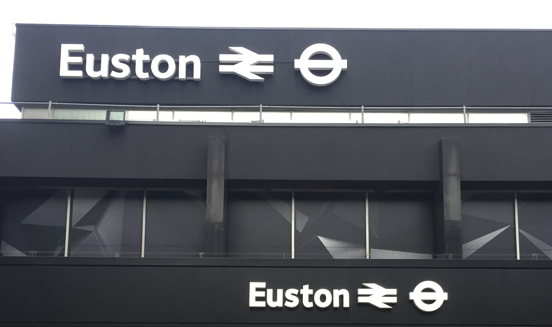 London Euston – Welcome