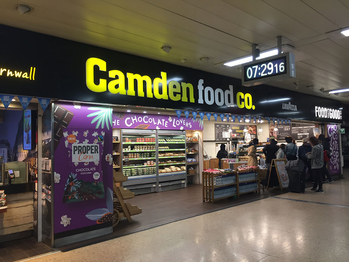 Camden Food Co