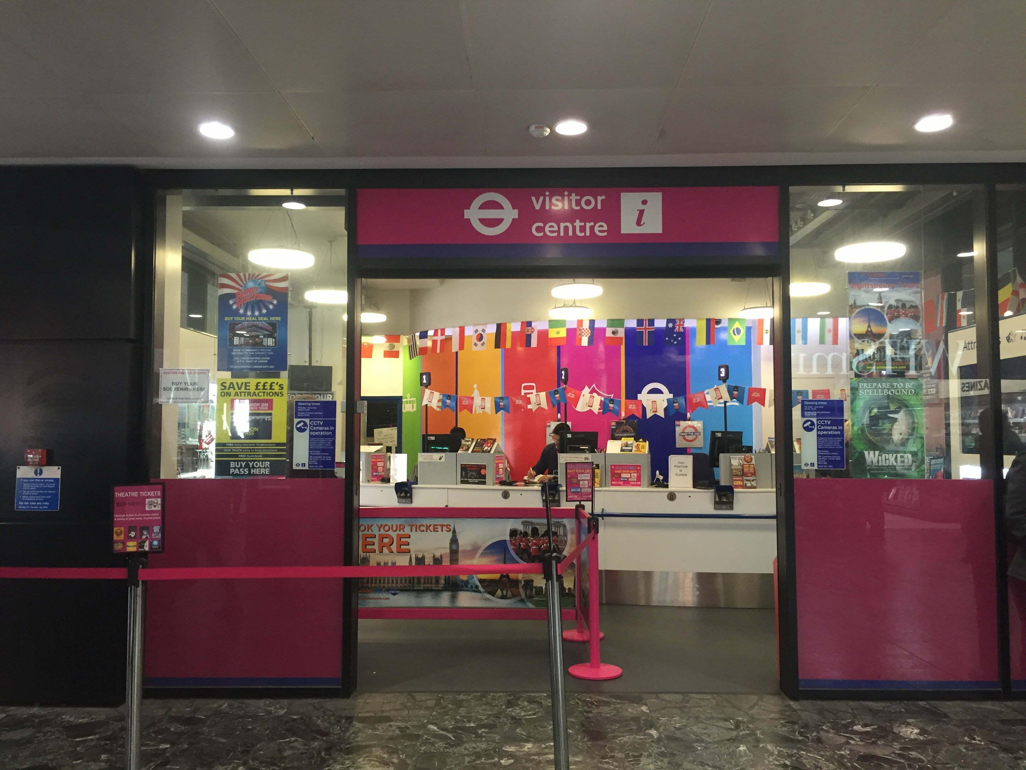 Euston Visitor Centre