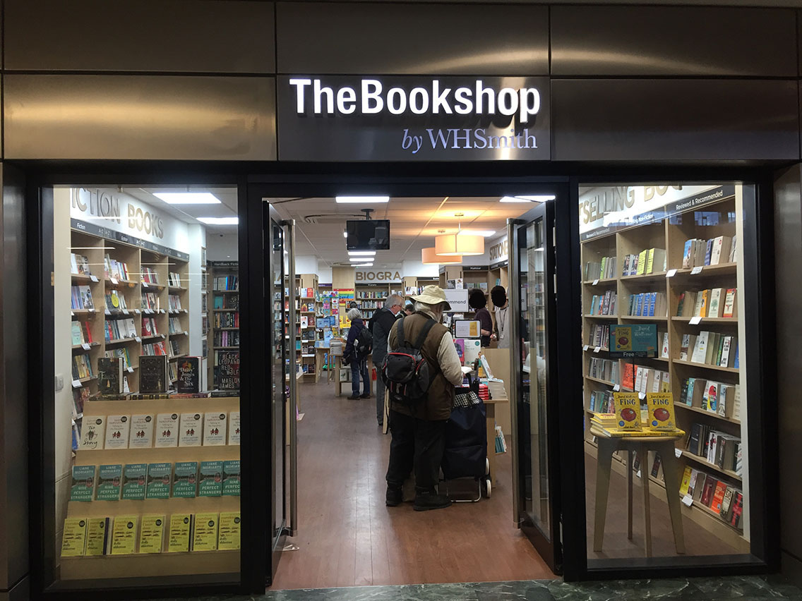 The Bookshop by WHSmith