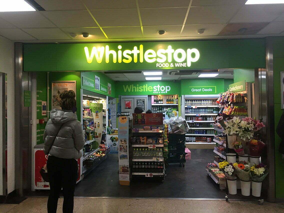 Whistlestop