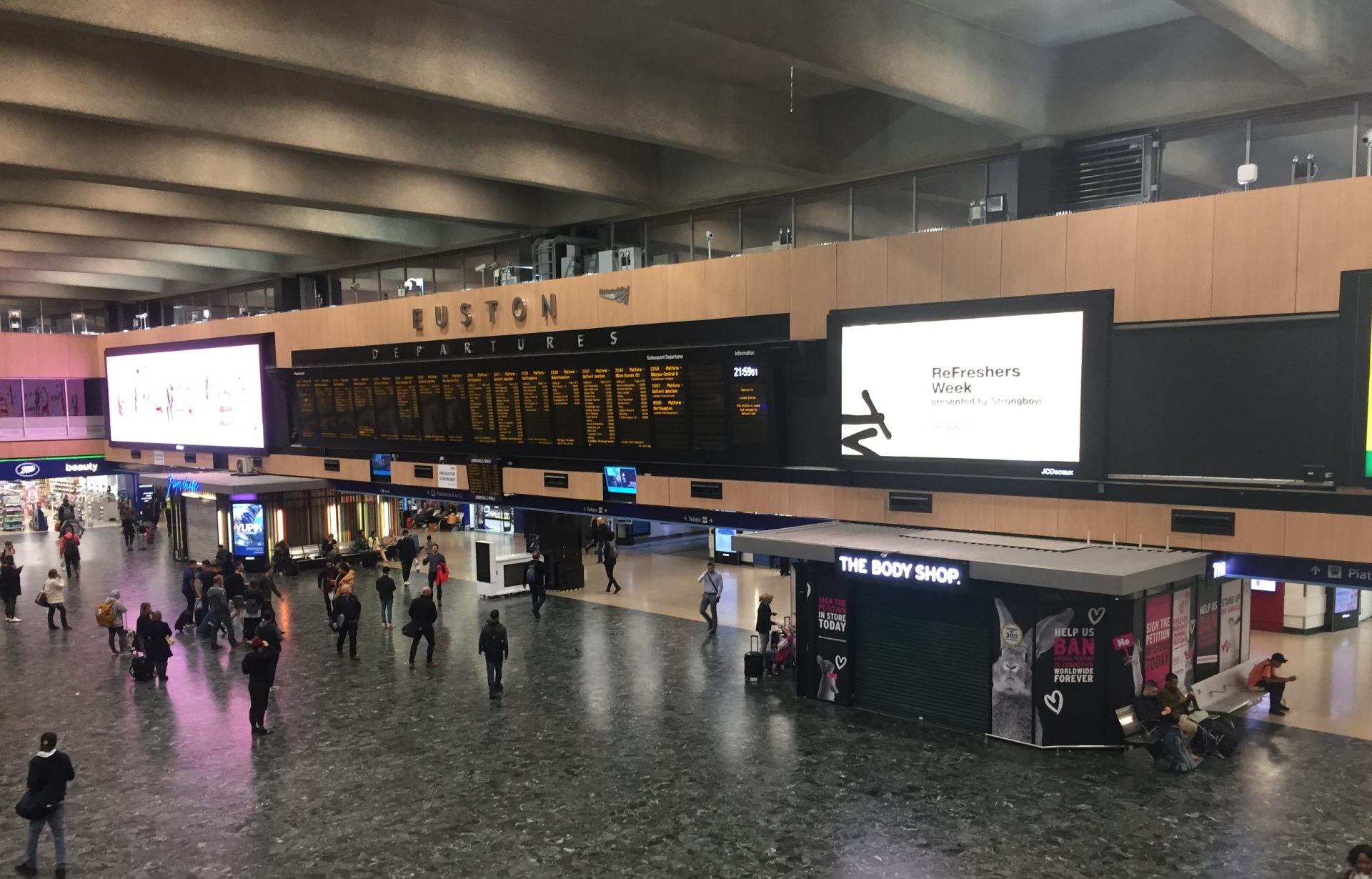 Category: euston